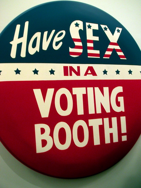 Vote for sex