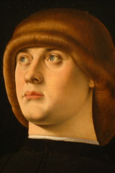 Antonello Da Messina At The Metropolitan Jameswagner Com